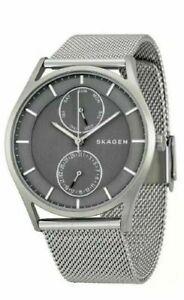 Brand-new-authentic-Skagen-Men-039-s-Holst-SKW6172-Stainless-Steel-Quartz-Watch