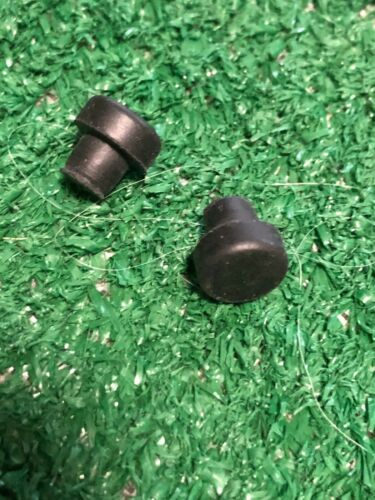 LOGAN LATHE HEADSTOCK COVER RUBBER BUMPERS 1 PAIR