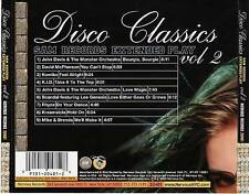various artist Sam Records Extended Play Disco Classics  vol 2 - cd