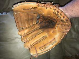 MacGregor-K2997-12-034-LHT-baseball-mitt-glove-leather-steerhide-w-glove-oil