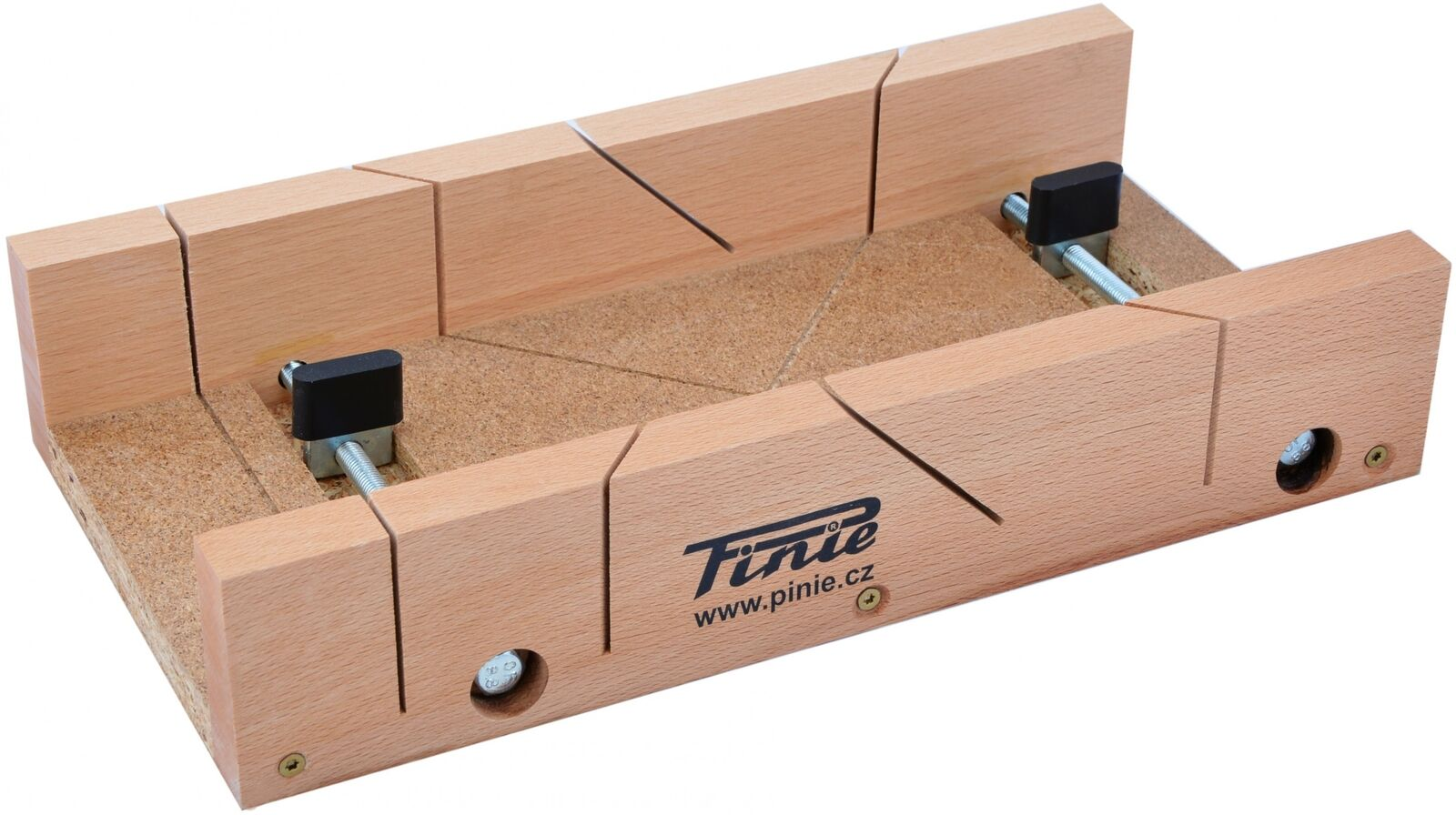 Miter Box with Two Terminals 13 25 32x5 1 2x1 31 32in