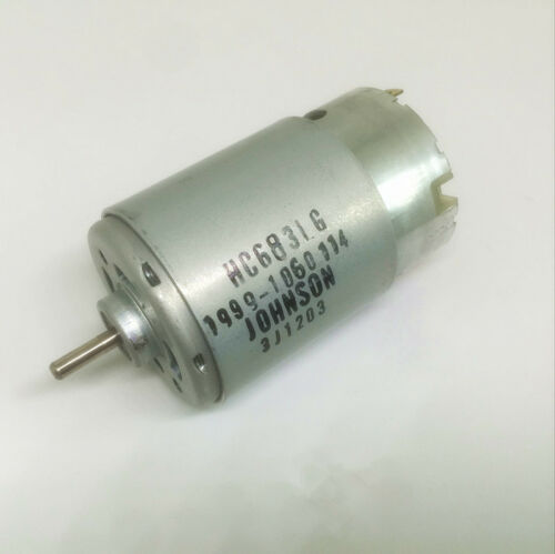 Johnson Motor RS-550  for various cordless screwdriver Makita,Bosch,DEWAL
