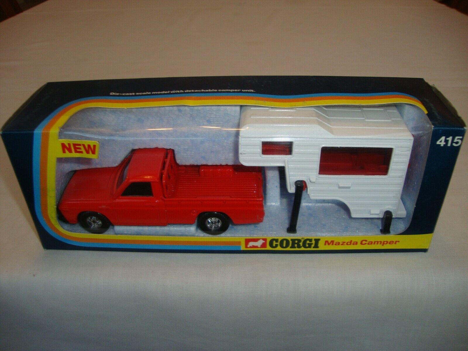 CORGI 415 MAZDA CAMPER - VN MINT in original BOX