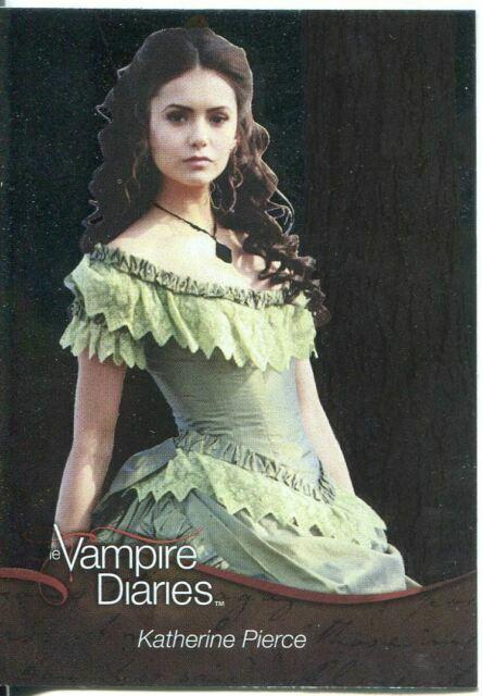 Details about  /2011 The Vampire Diaries Season One Foil #F3 Katherine Pierce