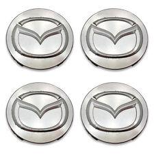 Set of 4- OEM Mazda Tribute 626 Protege 2112 Wheel Center Caps Hubcaps