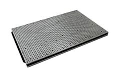 Vakuumtisch 6040SEAL 600x400mm Spannplatte Spannsystem Maschinentisch CNC Fräse