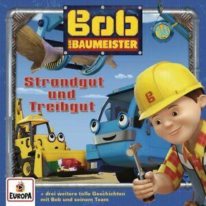 BOB-DER-BAUMEISTER-014-STRANDGUT-UND-TREIBGUT-CD-NEW