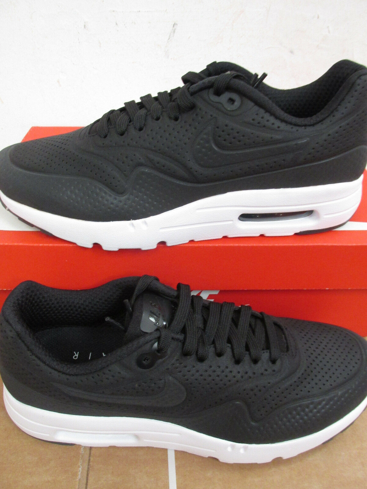 Nike Air Max 1 Ultra Moire Mens Running Trainers 705297 013 Sneakers CLEARANCE