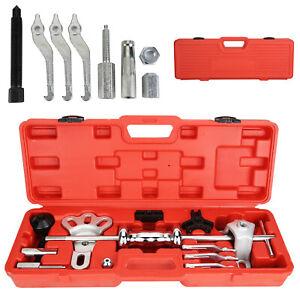 New-Slide-Hammer-Dent-Puller-Tool-Kit-Wrench-Adapter-Axle-Bearing-Hub-Auto-UK