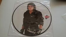 "MICHAEL JACKSON-BAD 25th ANNIVERSARY 12""LP PICTURE DISC-NEW"