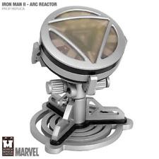 IRON MAN 2 SILVER ARC REACTOR MOVIE PROP REPLICA MARVEL COMICS COLLECTIBLE