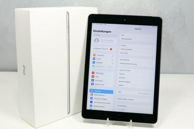 "Apple Ipad 6.Generation (9.7"") 32GB Wi-Fi + LTE - Spacegrau"