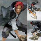 ZERO Anime ONE PIECE Shanks Battle Ver. 13cm PVC Figure Toy Gift