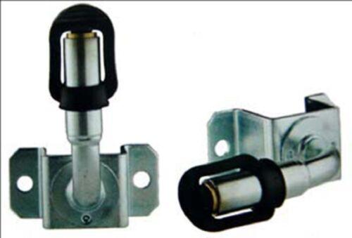 Tubulaires pivotant 90 SPLD Lampe Ronde Support DIN-Prise 12-24 V 2er Set