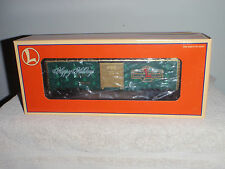 Lionel 6-16291 Christmas Boxcar With Presents 1998 C8