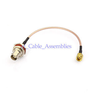 SMA-male-to-BNC-female-jack-pigtail-coaxial-cable-RG316-for-wifi-antenna