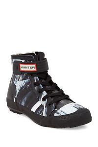 hunter boots original high top sneakers rubber boot rain