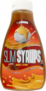 Slim Food Sauce Syrup 425ml All Flavours Skinny Zero Calorie Carb Fat Sugar Free