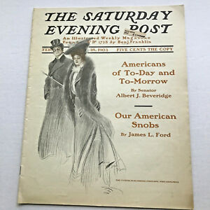 Saturday-Evening-Post-February-28-1903-Weekly-Magazine