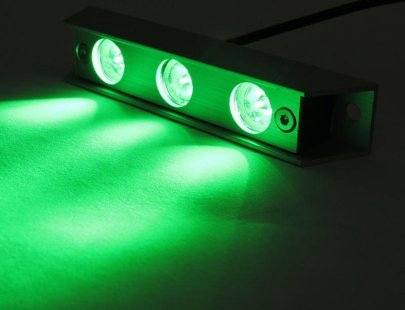 Sublight LED Unterwasser-Lampen / Leuchten Grün für Stiefele - Grün Leuchten 3e5b4d