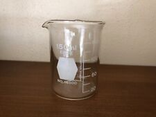 Kimax 150 Ml Glass Beaker Low Form