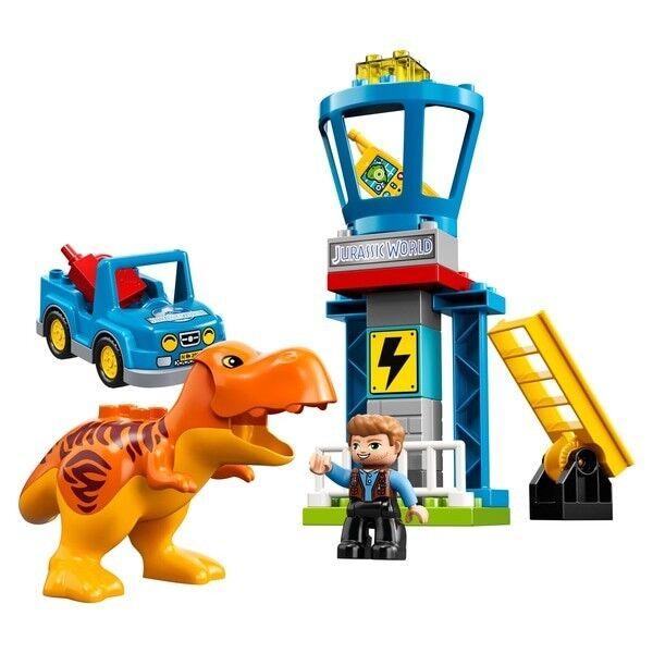 LEGO Jurassic World T. rex Breakout 2018