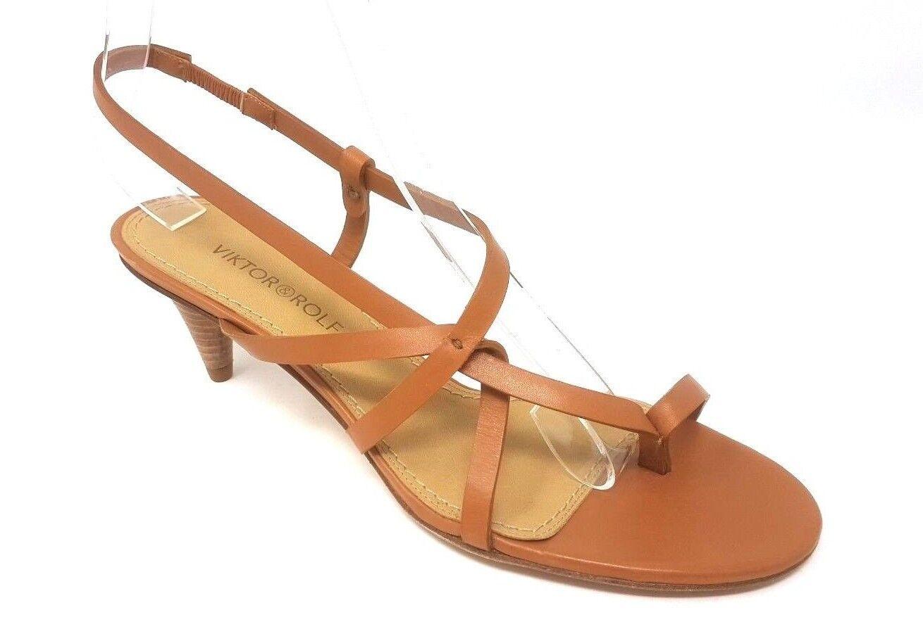 Viktor & Rolf Muestra de tamaño del zapato UK 4 EUR 37 VRE24
