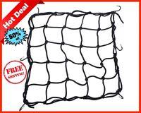 Atv Cargo Net Quad 4x4 Rack Kit Lift Hitch Plow Cooler Handle Bar Strap Snorkel