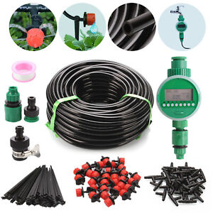 DIY-Micro-Drip-Irrigation-Auto-Timer-Self-Plant-Watering-System-Automatic-Kit
