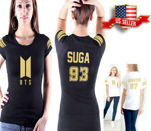 KPOP-BTS-T-shirt-IN-Bloom-Jimin-Bangtan-Boys-JUNGKOOK-SUGA-V-J-Hope
