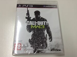 CALL-OF-DUTY-MODERN-WARFARE-3-Pal-Espana-Envio-Certificado-Paypal