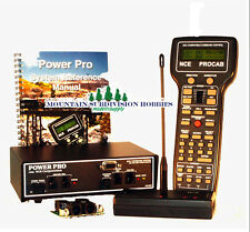 NCE 2 DCC PowerHouse Pro 5 Amp Radio system set WIRELESS PH-PRO-R MODELRRSUPPLY-