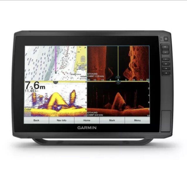 "Garmin ECHOMAP Ultra 122sv 12"" Advanced Touchscreen Marine GPS 010-02113-01"