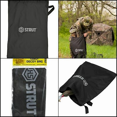 Strut Turkey Decoy Bag Hunters Specialties H.S
