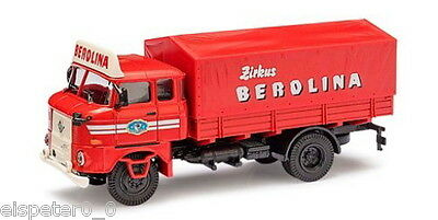 Berolina H0 Ifa W50 Mk Neu Busch 95148-1//87