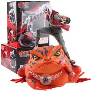 Naruto-Shippuden-Jiraiya-Gama-Bunta-PVC-Action-Figure-Collectible-Model-Toy