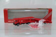 Herpa MAN F90 Autotransporter rot unbedruckt Nr. 141024 /H3633