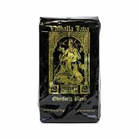 Valhalla Java Ground Coffee By Death Wish Coffee Company Fair T... Free Shipping