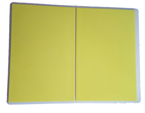 Yellow Martial Arts Rebreakable Board for Martial Arts Taekwondo or Karate