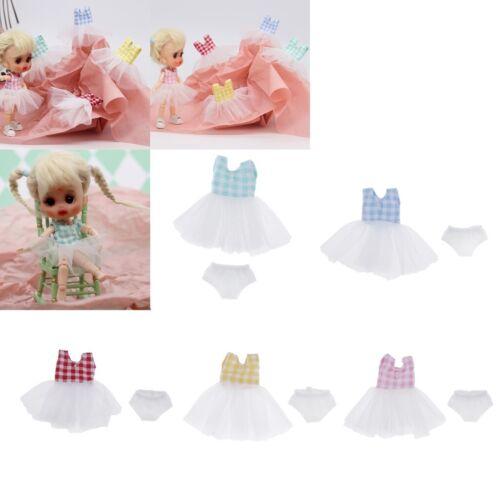 Cute Skirt For Obitsu11 1//12 BJD Doll Accessories Miniskirt for Girl Dolls