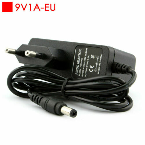 Power Adapter DC 9V 1A 2A 3A Charger Supply Switching 220V to 12V Led Light Lamp