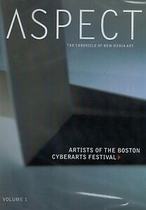 ASPECT-Chronicle-of-New-Media-Art-Vol-01-Artists-of-Boston-Cyberarts-DVD-New