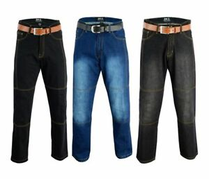 MOTORBIKE-DENIM-JEANS-CE-ARMOURS-PROTECTIVE-LINING-SAFETY-PANT-TROUSERS-SIZE-50-034
