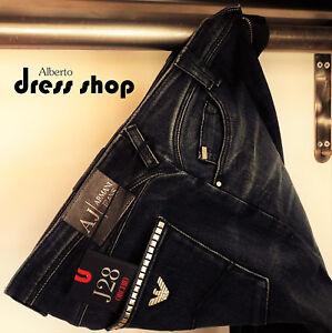 5d0cz Armani Bleu Maigre Jeans 5pockets à Foncé 6x5j28 Femme Coupe Clous Orchidée 1500 fqzHwx