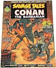 Savage Tales #2 (Oct 1973, Marvel)
