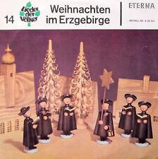 Weihnachten im Erzgebirge. Lieder der Völker 14. ETERNA/ DDR
