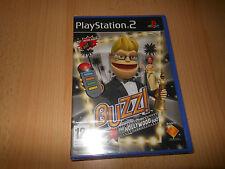 PS2 Juego-Buzz el concurso de Hollywood Nuevo Sellado