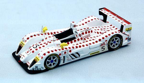 Dome S 101 H Mughen Le Mans 2005 1 43 Model S0059 SPARK MODEL