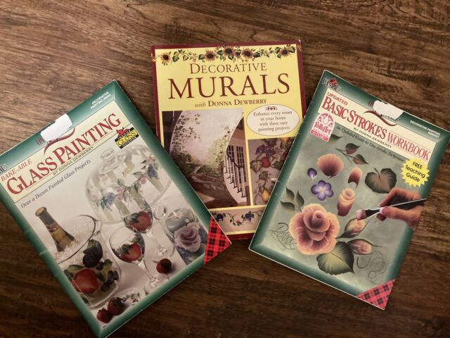 Donna Dewberry One Stroke Painting Books For Sale Online Ebay