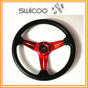14-inch-Steering-Wheel-Go-karts-Buggy-Project-Universal-6-Bolts-with-horn-button
